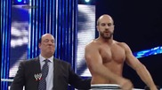 R-truth vs. Cesaro: Smackdown, May 16, 2014