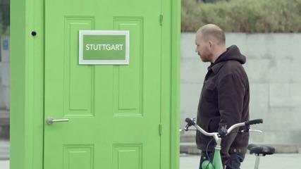 """"""" Телепортиране """" в други градове с едно отваряне на врата"""