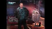 Нед влиза със свалени гащи в предаването си - Господари на ефира