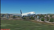 [fs9] landing in Sofia