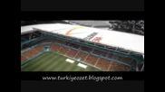 Nov Stadion na Galatasaray , Otkrivaneto 29.10.10