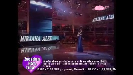 Mirjana Aleksic - Kralj ponoci ( Аna Bekuta ) - 19.02.2011