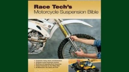 Download Race Tech s Motorcycle Suspension Bible (Motorbooks Workshop) Free Ebooks