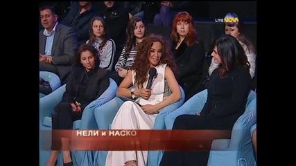 Dancing Stars - Нели Атанасова и Наско елиминации 2-ри танц (13.03.2014г.)