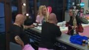 Мариела предприема стратегия срещу Джино- Big Brother: Most Wanted