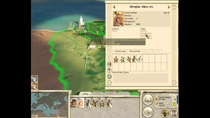 Rome Total War Egypt Chronicles [1] by prince of egypt