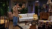 Friends / Приятели - Сезон 3 Епизод 6 - Bg Audio -   Част 1/2  