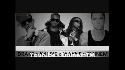 Drake feat. Kanye West,  Lil Wayne and Eminem - Forever
