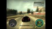 Need for speed :) - бягане от полиция :)