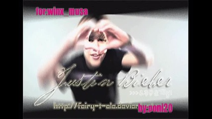 Justin for winx musa