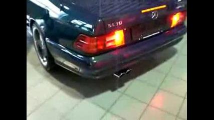 Mercedes - Benz Sl 70 Amg Sound