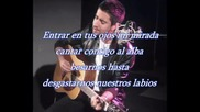 [tekst I Prevod] Alex Ubago - Me Muero Por Conocerte