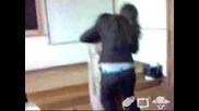 Ученичка Се Излага Тотално