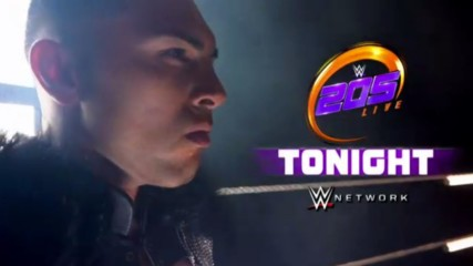 Joaquin Wilde to make WWE 205 Live debut tonight