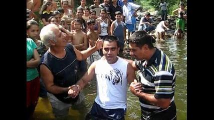 Водно Кръщение в Долна баня By Dj Тони Валята