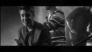 Justin Bieber - Fa la la ft. Boyz Ii Men ( Официално видео ) + Текст и Превод!