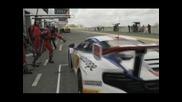 Себастиен Льоб завърши шести при официалния си дебют във FIA GT