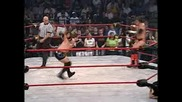 Tna Impact 2005 - Chris Sabin vs. Aj Styles