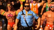 Wwe Action Insider_ Big Bossman Action Mattel figure review Grim's Toy Show