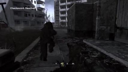 Call of Duty 4 Modern Warfare - Приключение из света