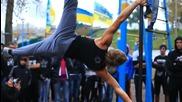 Street Workout Тренировка в Киев.