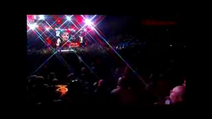 Randy Orton Returns and Attacks Wade Barrett - Smackdown 1_27_2012