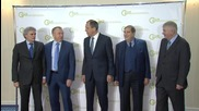 Russia: Lavrov meets Italian business leaders in Moscow for cooperation agreement