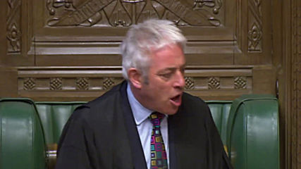 UK: MPs back bid to prevent next PM from suspending Parliament