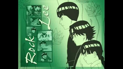 Rock Lee - Tribute