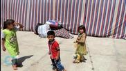 Ramadi Exodus Compounds Iraq Humanitarian Crisis