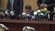 Egypt: Cairo court postpones Morsi espionage verdict