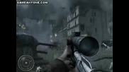 Call of Duty: World at War - Mission 4 - Vendetta [1/2]