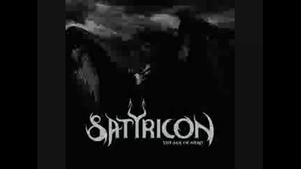 Satyricon - Die By My Hand