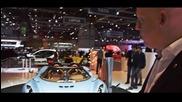 Koenigsegg at the Geneva Motor Show 2015