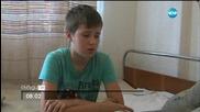 13-годишно дете се грижи за болната си майка, търсят помощ за лечението й