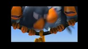 Pixar Птичките