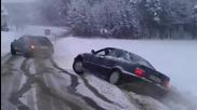Audi 80 b4 Quattro i Iznemognaloto Bmw
