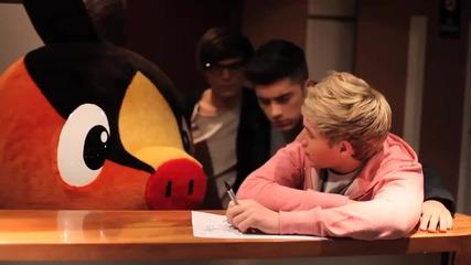 One Direction on Tour - The Pokemon Diaries Episode 1