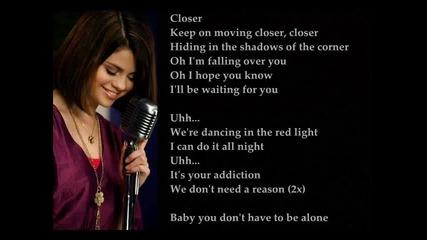 Selena Gomez - Red light