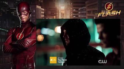Светкавицата - Сезон 1 Епизод 22 / The Flash 1x22