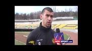 Румен Трифонов пред Novsport.com - Никой от Локомотив не е говорил с мен