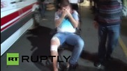 Turkey: Russian tourist stabbed in Istanbul