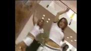 Rebelde - Момичетата Танцуват с бг субс