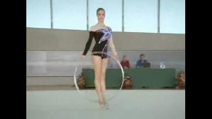 най- добрата гимнастичка Смях