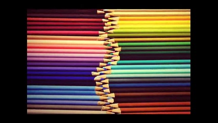 Red, Orange, Yellow, Green, Blue and Purple