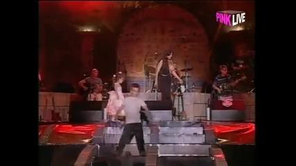 Ceca - Lepotan (bis) - (LIVE) - (Marakana) - (TV Pink 2002)