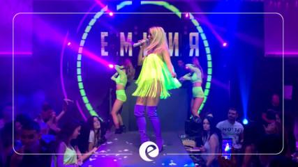 Емилия и балет Fame във Варна клуб Порте