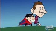 Ролята на Суарез в Барселона