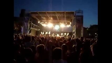 Goran Bregovic - La Defense Jazz Festival by KingBlana - (LIVE) - (Paris 28.06.2009)