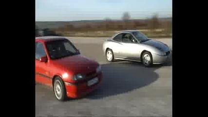 Vectra 115 Vs Fiat Cupe 2000 16v 139hp